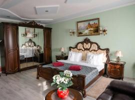 Hotel Olympia, ξενοδοχείο στην Αγία Πετρούπολη