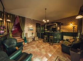 Hotel Czechia – hotel w Pradze