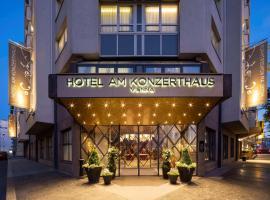 Hotel Am Konzerthaus Vienna - MGallery, hotel near Musikverein, Vienna