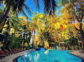 Hotel Eden Garden, hôtel à Sigirîya