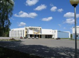 Viesnīca Zemgale Jelgavā