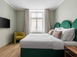 numa l Libusa Apartments, apartment in Prague