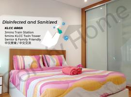 KLCC Service suites by Home Sweet Home, hotel with pools in Kuala Lumpur