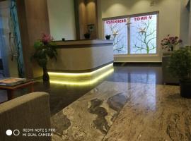 V-KNOT RESIDENCY, hotel near Veer Savarkar International Airport - IXZ, Port Blair