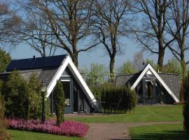 Hotelkamer huisje, hotel in Stieltjeskanaal
