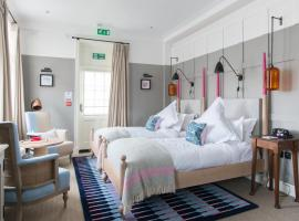 The Swan Hotel, hotel in Southwold