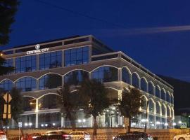 Central City Hotel Pyatigorsk, отель в Пятигорске