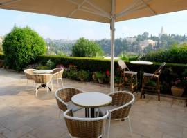 בית הארחה סנט אנדרו, מלון בירושלים