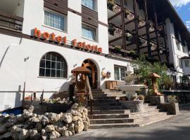 Park Hotel Faloria, hotel a Canazei