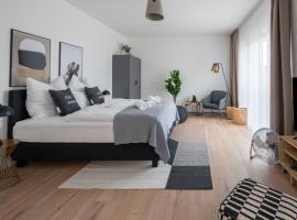 limehome Frankfurt Gutleutstraße, apartment in Frankfurt/Main