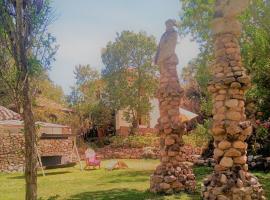 Lodge Casa de Campo Valle Sagrado Urubamba, hotel in Urubamba