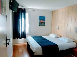 Fasthotel Perpignan, hotel en Perpiñán