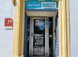 Kyriad Direct Beziers Centre, hotel in Béziers