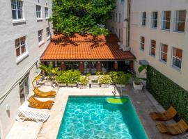Cento Collins Stays by Mercury South Beach, apartamento em Miami Beach