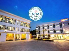Meesuk ChiangRai Hotel, SHA Certified, Hotel in Chiang Rai