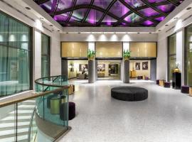 Rosa Grand Milano - Starhotels Collezione, hotel a Milano