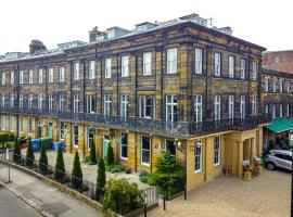 THE CENTRAL HOTEL SCARBOROUGH - Historic Hotels and Properties Ltd, hotel in Scarborough