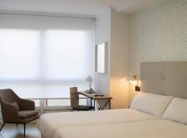 Hotel Alda Orzán, hotel en A Coruña