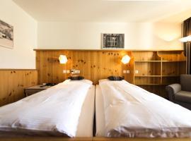 Spenglers Inn, hotel en Davos