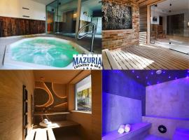 Hotel Mazuria Country & SPA – hotel w mieście Mrągowo