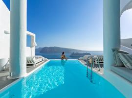 Charisma Suites, cottage in Oia