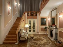 Villa ANSER, hotel in Połczyn-Zdrój