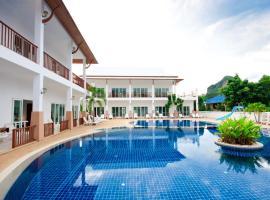 Nadivana Serviced Apartments, serviced apartment in Ao Nang Beach