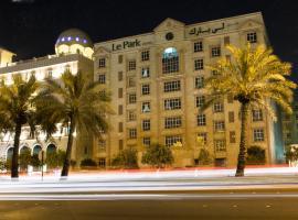 فندق لي بارك، فندق في الدوحة