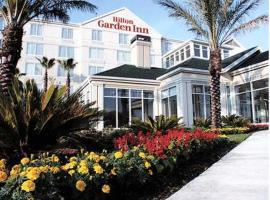 Hilton Garden Inn New Braunfels, hotel near Comal Park, New Braunfels