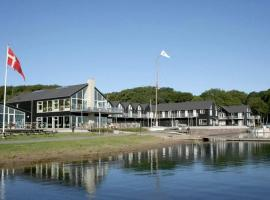 Hotel Strandtangen, hotel i Skive