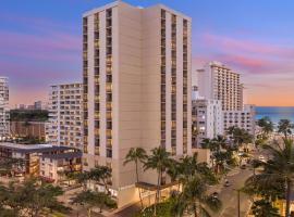 Hyatt Place Waikiki Beach, hotel in Honolulu