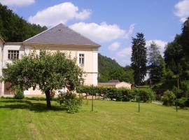 Hotel Garni Dekorahaus, Hotel in der Nähe von: Toskana Therme Bad Schandau, Bad Schandau
