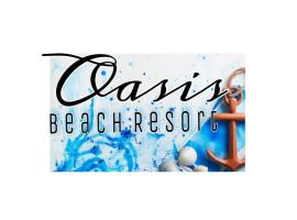 Oasis Beach Resort, homestay in Agonda