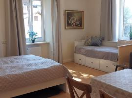 Book-A-Room Apartment City, Ferienwohnung in Salzburg