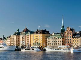 Hôtel Reisen in The Unbound Collection by Hyatt, hotel in Stockholm