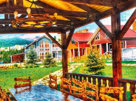 COTTAGE CHALET and TOURS, hotel in Dilijan