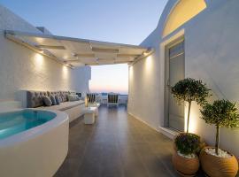 Aerino Villa, guest house in Firostefani
