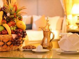 Nozol Al Monawarah, hotel perto de Aeroporto Internacional Príncipe Mohammad Bin Abdulaziz - MED, Medina