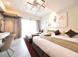 Hotel Cordia Osaka Hommachi, hotel near Nanba Betsuin Temple, Osaka