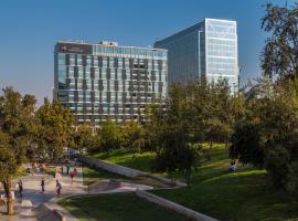 Plaza El Bosque Nueva Las Condes, hotel em Santiago