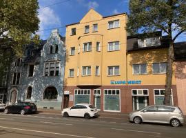Aparthotel Duisburg-Nord, apartment in Duisburg