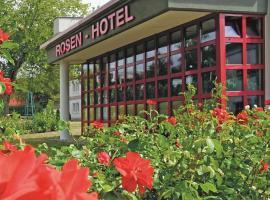 Rosen Hotel, Hotel in Sangerhausen