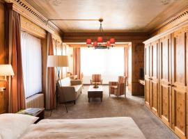 Chesa Languard, hotel in St. Moritz