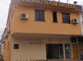 Tiong Nam Hotel, hotel di Pasir Gudang