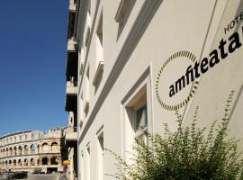 Hotel Amfiteatar, hotel near Historical and Maritime Museum of Istria, Pula