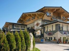 Hotel Garni Pinzgau, Bernd Hüttl, hotel in Neukirchen am Großvenediger