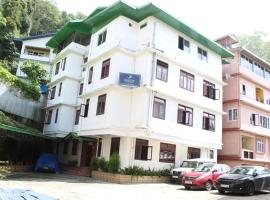 Magpie Mall Road Residency (MG Marg), hotel near Sikkim Manipal University Distance Education, Gangtok