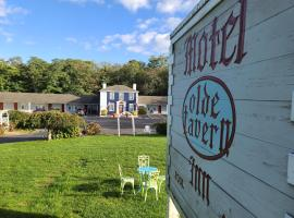 Olde Tavern Motel and Inn - Cape Cod, hotel in Orleans