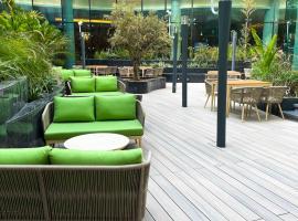 Al Khoory Sky Garden Hotel, hotel near Al Maha Wildlife Reserve, Dubai