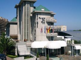 Sercotel Hotel Palacio del Mar, hotel in Santander